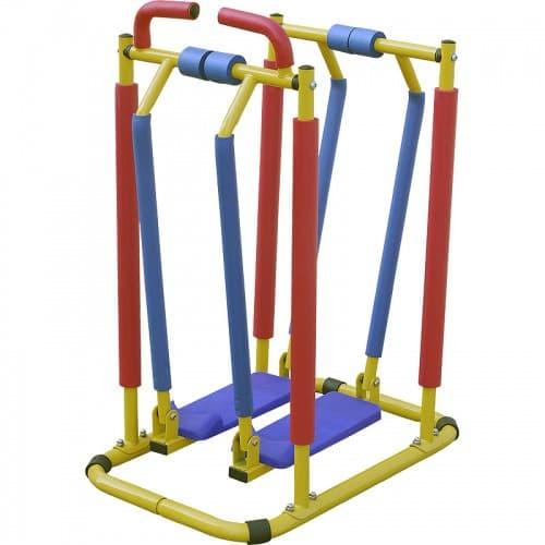 Тренажер детский механический Бегущая по волнам Moove&Fun SH-03 - , артикул:2913