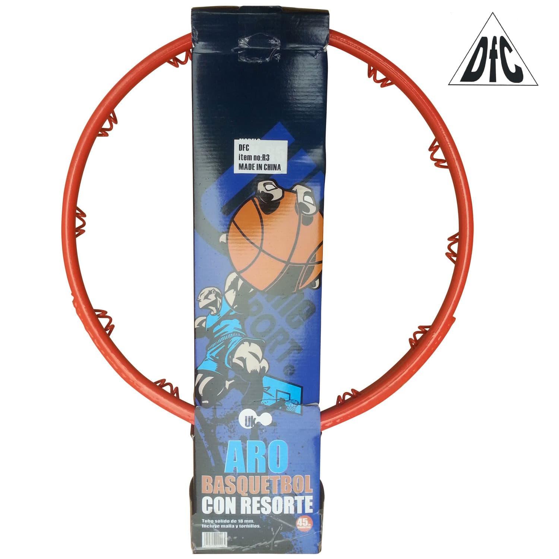 Кольцо баскетбольное 18   DFC R3 - Щиты с кольцами, артикул:4868