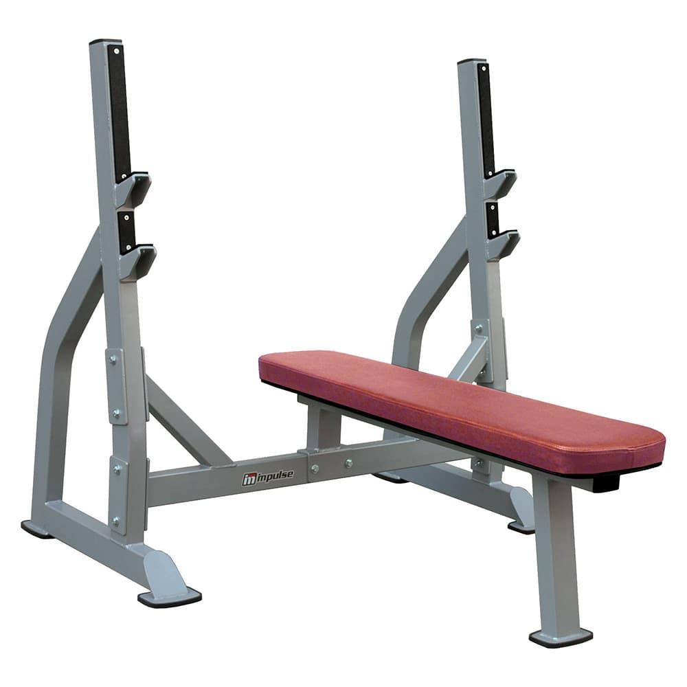 Олимпийская скамья для жима лежа Aerofit IFOFB - Для жима штанги, артикул:5359