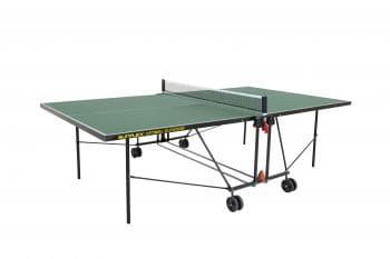 Теннисный стол всепогодный Sunflex Optimal Outdoor зеленый - Теннисные столы всепогодные, артикул:6140
