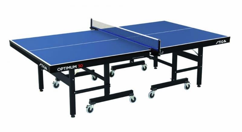Теннисный стол Stiga Optimum 30 - Теннисные столы для помещений, артикул:1131