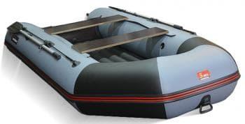 Надувная лодка Хантер 320 ЛКА серый - Хантер, артикул:9146