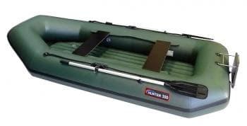 Надувная лодка Хантер 300 ЛТН зеленый - Хантер, артикул:6245