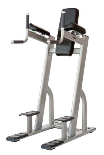 Поднятие коленей AeroFit Professional Inotec Free Weight Line Е41 - Турник-пресс-брусья, артикул:10446
