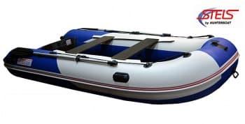 Надувная лодка СТЕЛС 335 - Хантер, артикул:6421