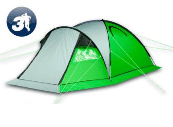 Туристическая палатка World of Maverick IDEAL 300 Alu - Палатки, артикул:7987