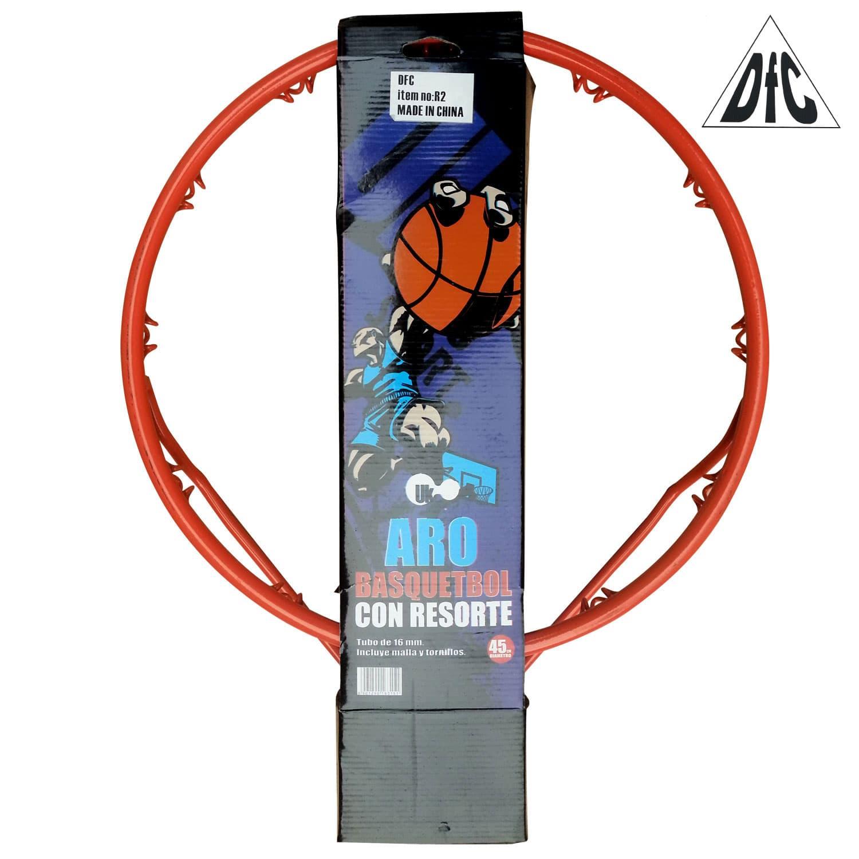 Кольцо баскетбольное 18   DFC R2 - Щиты с кольцами, артикул:4867