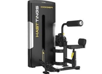 Сгибание/разгибание спины Hasttings Digger HD009-1 - Со встроенными весами, артикул:9977