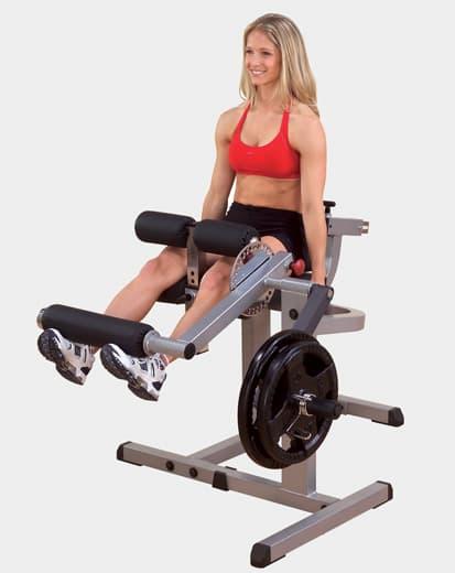 Сгибание-разгибание ног Body-Solid GCEC-340 - Для мышц ног, артикул:5134