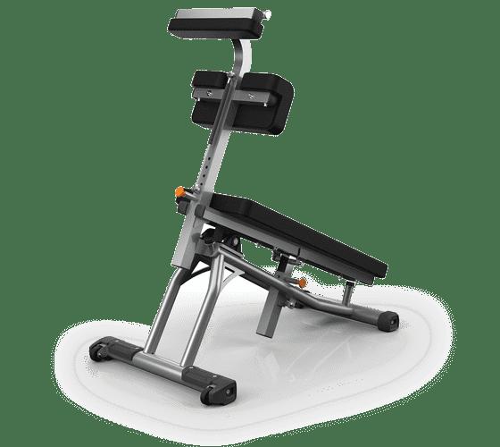 Скамья для пресса MATRIX MAGNUM A77 - Для пресса и спины, артикул:5163