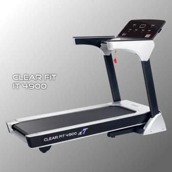 Беговая дорожка Clear Fit IT 4900 - Беговые дорожки, артикул:10086