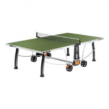 Теннисный стол Cornilleau 300S Crossover Outdoor зеленый - Теннисные столы всепогодные, артикул:6185