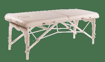 Складной массажный стол Vision Juventas I бежевый - Массажные столы, артикул:7378