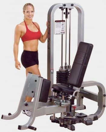 Приведение-отведение бедра сидя Body Solid ProClub STH-1100G - Со встроенными весами, артикул:9489