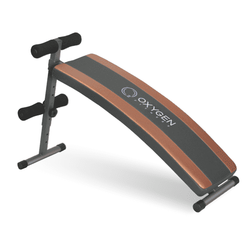 Скамья для пресса изогнутая Oxygen Arc Sit Up Board - Для пресса, артикул:3715