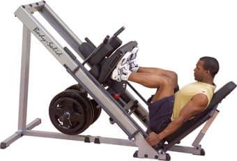 Жим ногами Body Solid GLPH1100 - Для мышц ног, артикул:2599