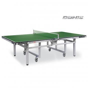Теннисный стол Donic Delhi 25 зеленый - Теннисные столы для помещений, артикул:6237