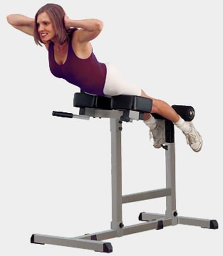 Римский стул Body Solid GRCH-22 - Римские стулья и гиперэкстензии, артикул:4429