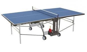 Теннисный стол Donic Indoor Roller 800 синий - Теннисные столы для помещений, артикул:6265