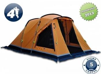 Кемпинговая палатка World of Maverick INDIANA - Палатки, артикул:7998