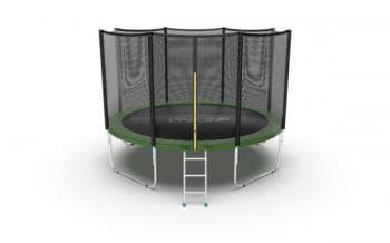 Батут Evo Jump External 12ft (Green) - , артикул:10756
