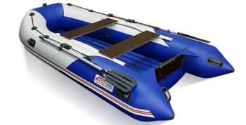 Надувная лодка СТЕЛС 335 АЕРО - Хантер, артикул:10376