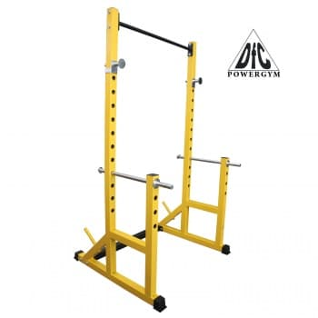 Cтойка силовая DFC POWERGYM PK041 - Для мышц ног, артикул:6854