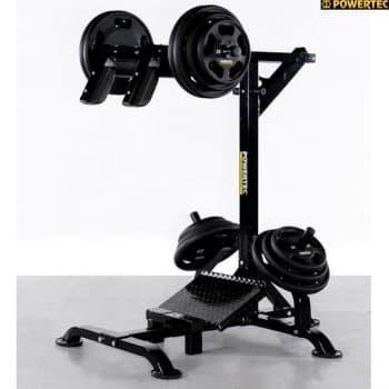 Тренажер для приседаний Powertec Squat Calf L-SC13 - Для мышц ног, артикул:6866