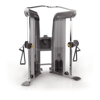 Двойная регулруемая тяга с опциональным полным зачехлением AeroFit Professional Impulse Techno ES9030 - Со встроенными весами, артикул:10167