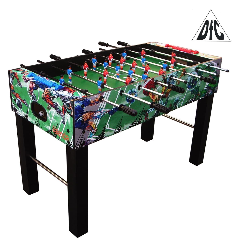 Игровой стол DFC Valencia футбол - Настольный футбол, артикул:5024