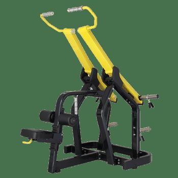 Верхняя тяга Bronze Gym XA-07 - Со встроенными весами, артикул:8432