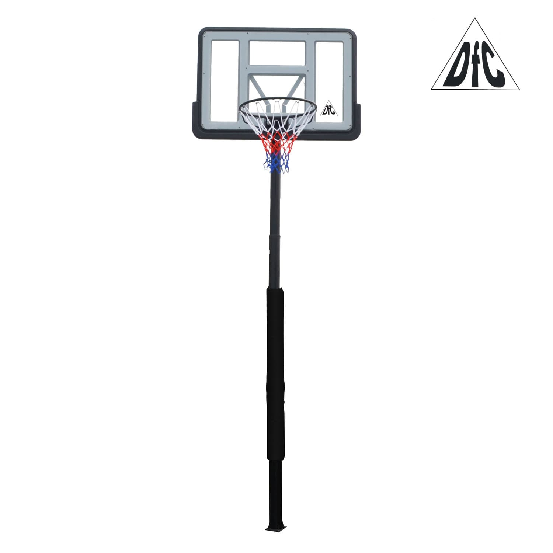 Стационарная баскетбольная стойка DFC ING44P3 - Стационарные стойки, артикул:5007