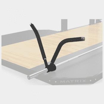 Рукоять для олимпийского грифа к силовой раме Mega Power Rack Matrix Magnum OPT16 - Силовые рамы и стойки, артикул:9228