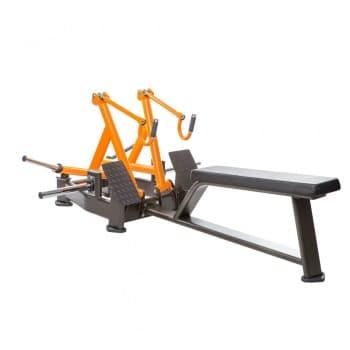 Гребля сидя AeroFit Professional Inotec Athletic Line А4 - Со свободными весами, артикул:10460