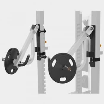 Рычаги для жима для силовой рамы Mega Power Matrix Magnum OPT17R - Силовые рамы и стойки, артикул:9219