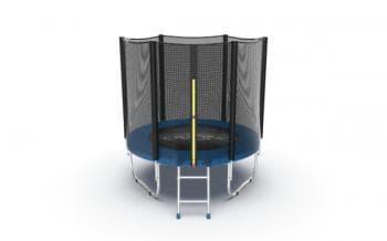 Батут Evo Jump External 6ft (Blue) - Разное, артикул:10748