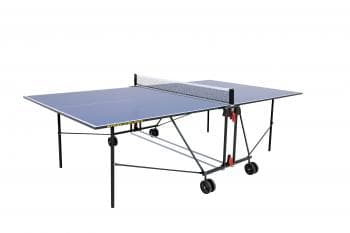Теннисный стол Sunflex Optimal Indoor синий - Теннисные столы для помещений, артикул:6122