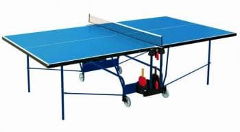 Теннисный стол Sunflex Hobby Indoor синий - Теннисные столы для помещений, артикул:6130
