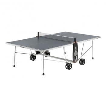 Теннисный cтол Cornilleau 100S Crossover Outdoor серый - Теннисные столы всепогодные, артикул:6171