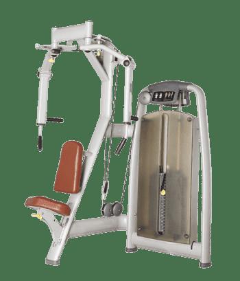 Грудь/Задняя дельта BRONZE GYM A9-002A - Со встроенными весами, артикул:7301