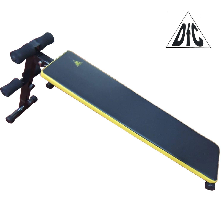 Скамья для пресса DFC SJ300 - Для пресса и спины, артикул:5214