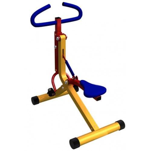 Тренажер детский механический Райдер Moove&Fun SH-08 - , артикул:2915