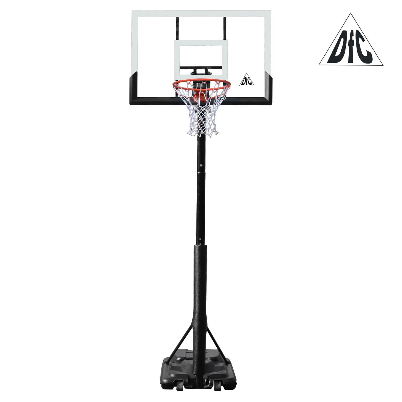Мобильная баскетбольная стойка 48   DFC STAND48P - Мобильные стойки, артикул:4873