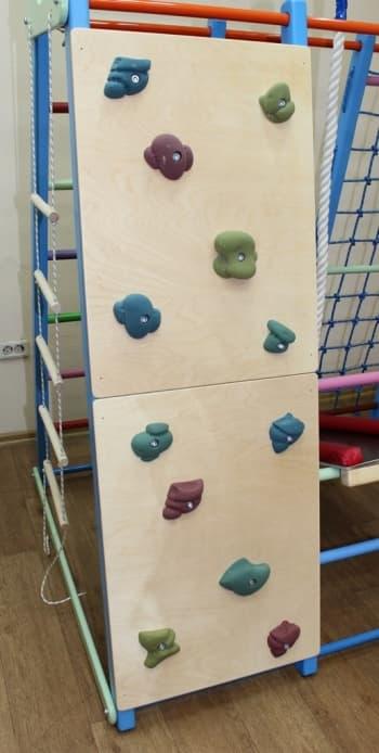 Скалодром для детских комплексов - Аксессуары к ДСК, артикул:5864