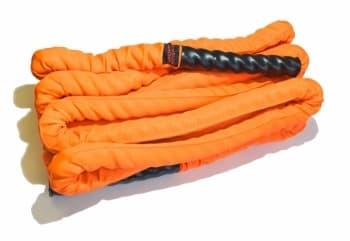 Канат для функционального тренинга 38 мм х 12 м - Функциональный тренинг и кроссфит, артикул:10057