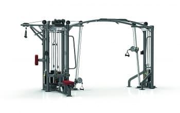 5-ти стековый тренажерный комплекс AeroFit Professional Impulse Techno IT9325+ IT9327OPT+ IT9327 - Со встроенными весами, артикул:10161