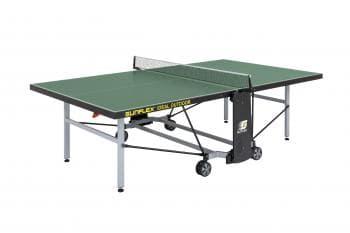 Теннисный стол всепогодный Sunflex Ideal Outdoor зеленый - Теннисные столы всепогодные, артикул:6151