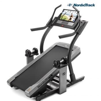 Беговая дорожка NordicTrack Incline Trainer X22i - Беговые дорожки, артикул:11373