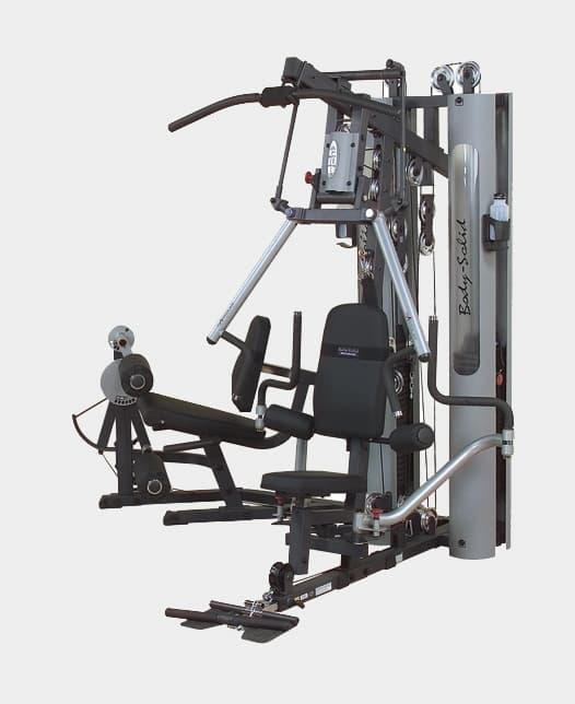 Мультистанция Body-Solid G10B - Мультистанции, артикул:5120