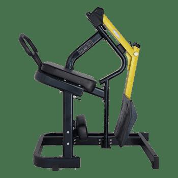 Отведение ног назад (ягодицы) Bronze Gym XA-08 - Со встроенными весами, артикул:8433